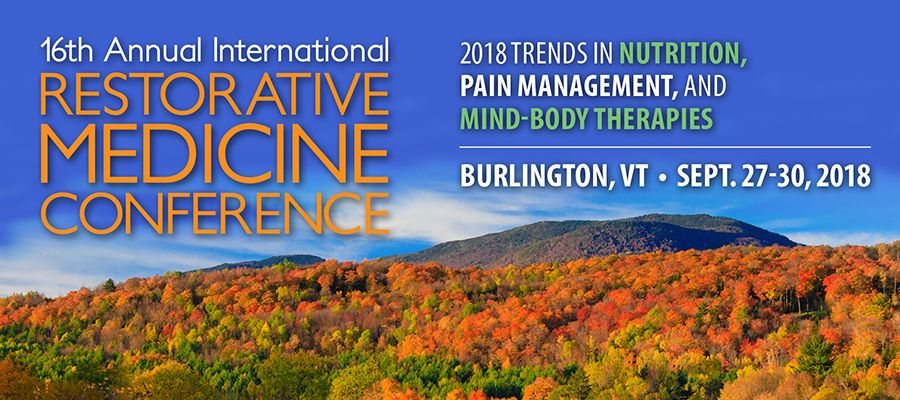 Trends in Nutrition, Pain Management and Mind-Body Therapies - Register Now