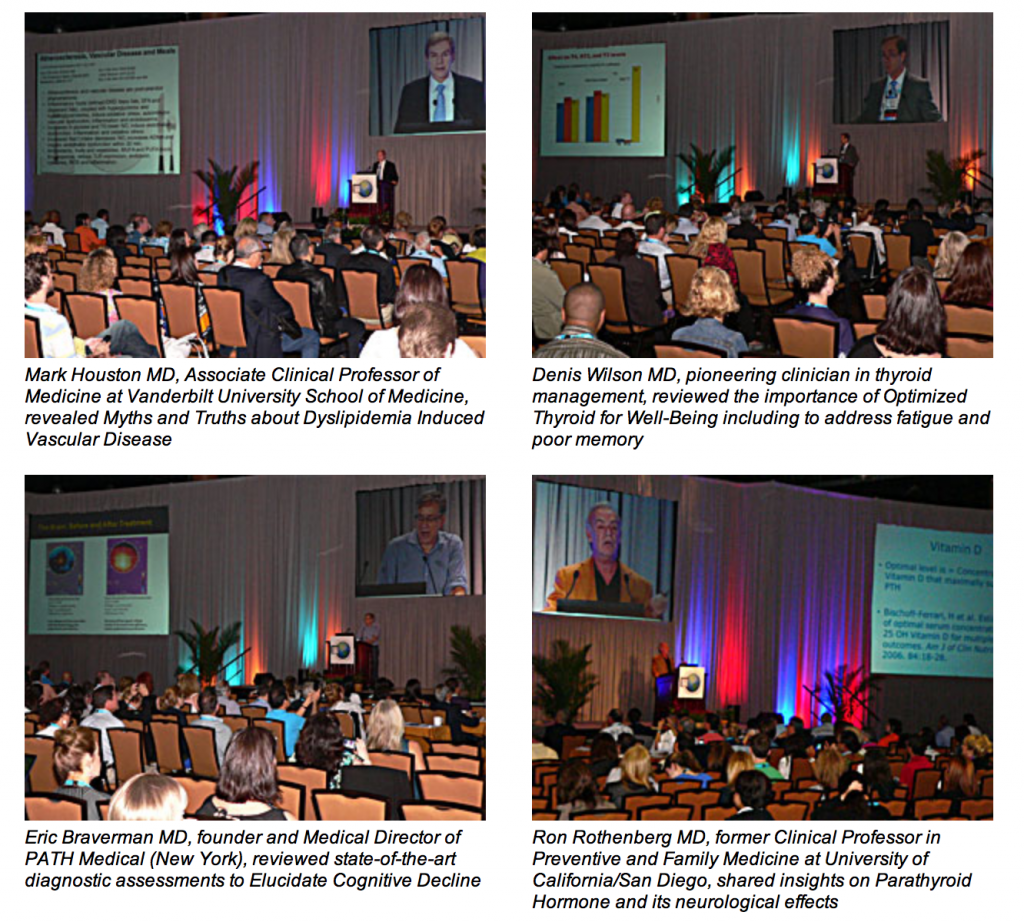 the 21st Annual World Congress on Anti-Aging & Regenerative Medicine